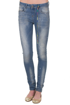 Circle of trust Marine Denim Nodge by Nagy