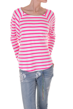 Line of Oslo_vår_bomull_sailor_randigt_rosa_pink_Nodge by Nagy_shopping galleria
