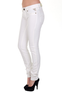 Replay Luz Skinny vita bull denim Venti Nove