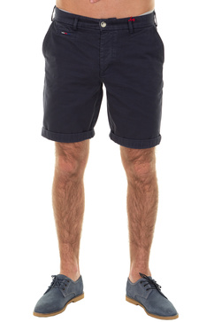 Robbie Moor Chinos shorts navy stanley