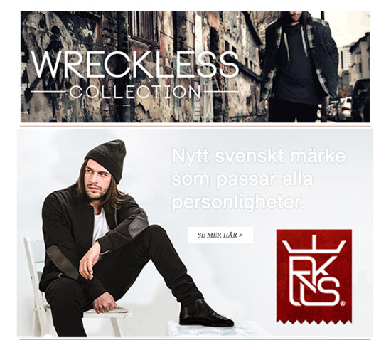 Wreckless collection