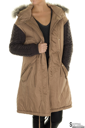 beige_parka_jacka_twinset_ventinove_shoppinggalleria